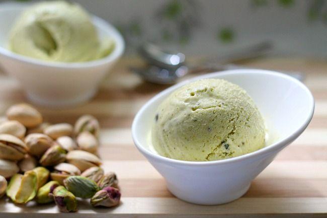 Roasted pistachio ice cream   Ice Cream   Pinterest