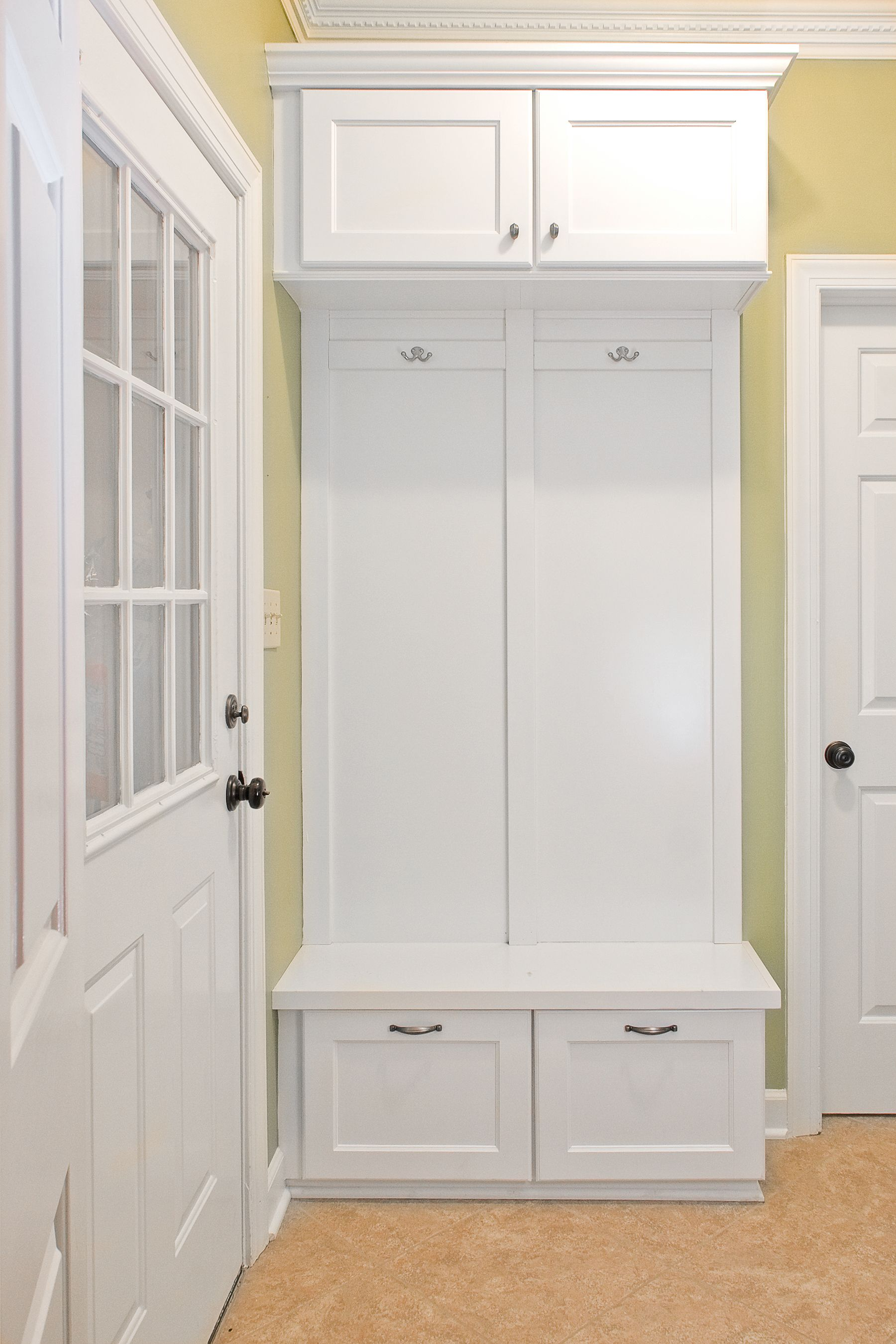Coat rack kitchen cabinets remodel home ideas pinterest
