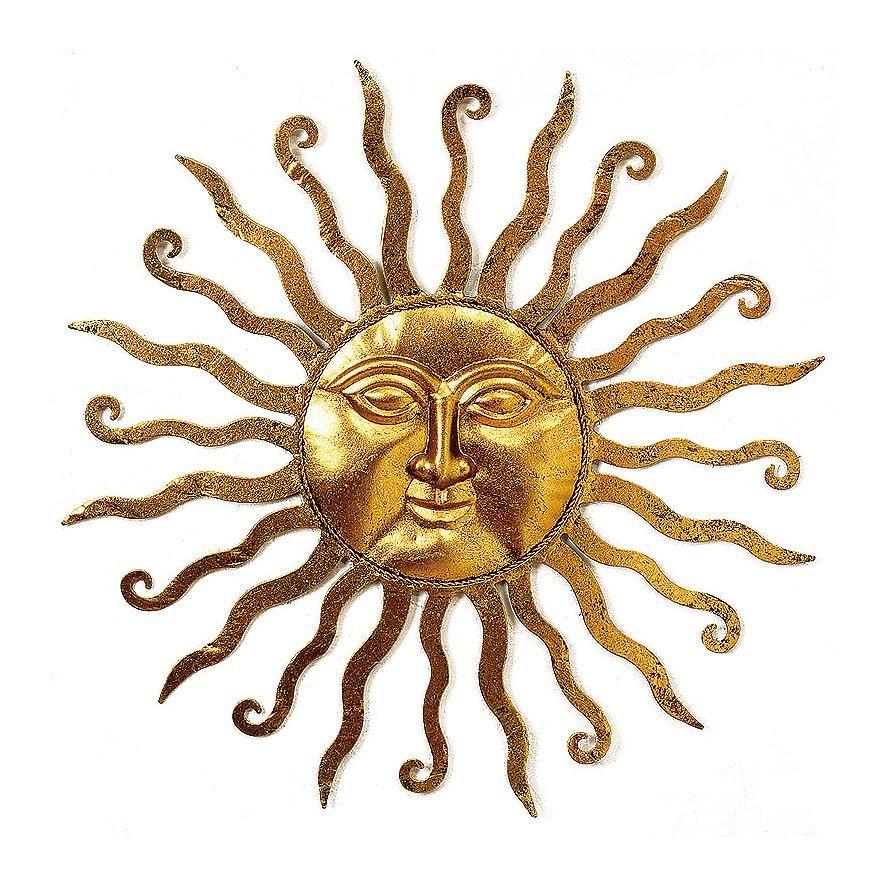 sun wall art the sun moon and the stars pinterest