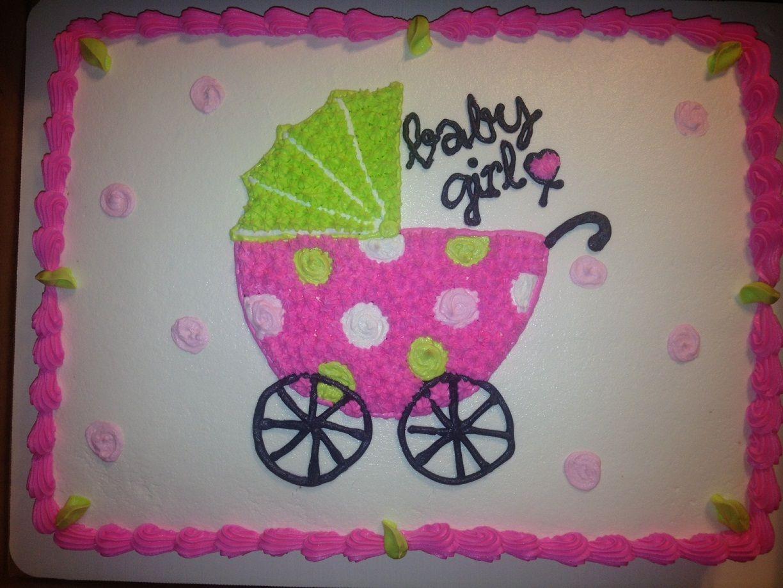 Baby Carriage Cake Celebretion Pinterest