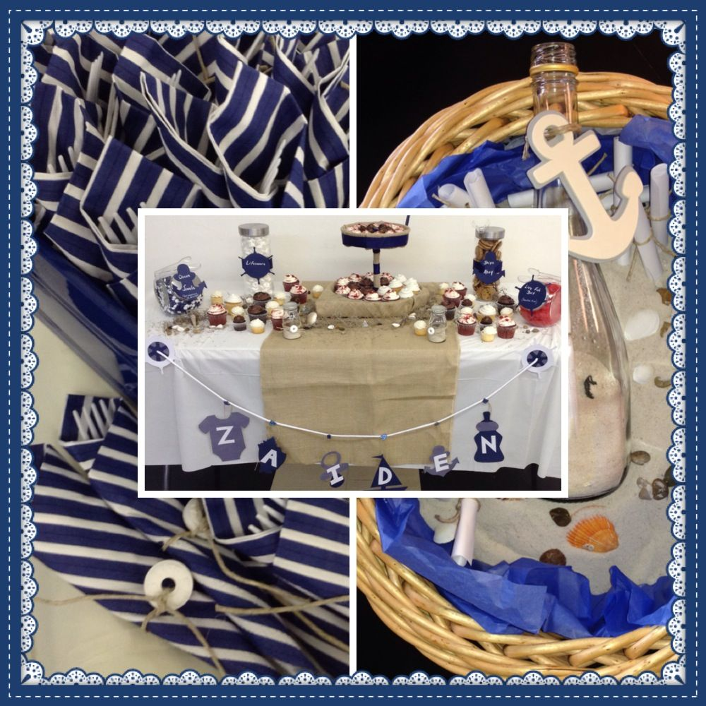 nautical theme baby shower tema nautica pinterest