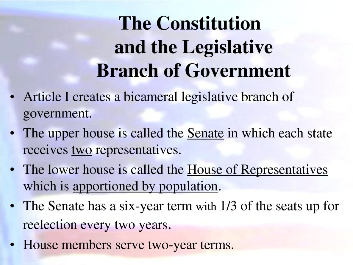 how to join the house of representatives