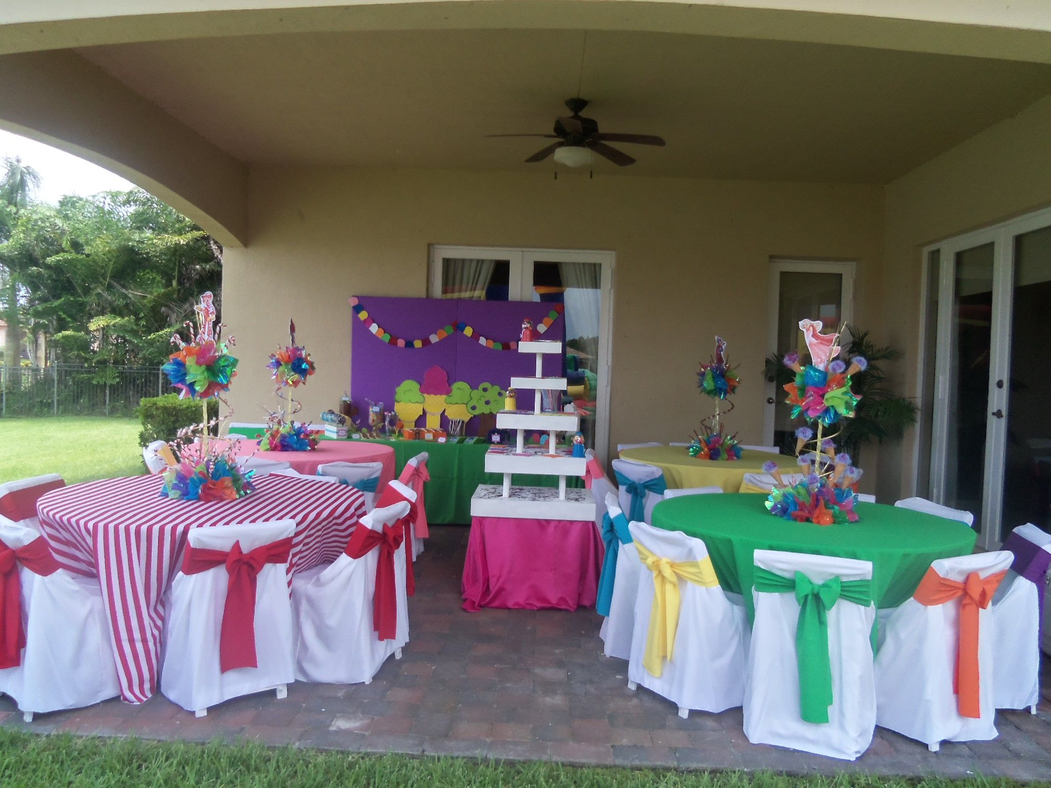 Candyland decoration ideas cake ideas and designs for Candyland bedroom ideas