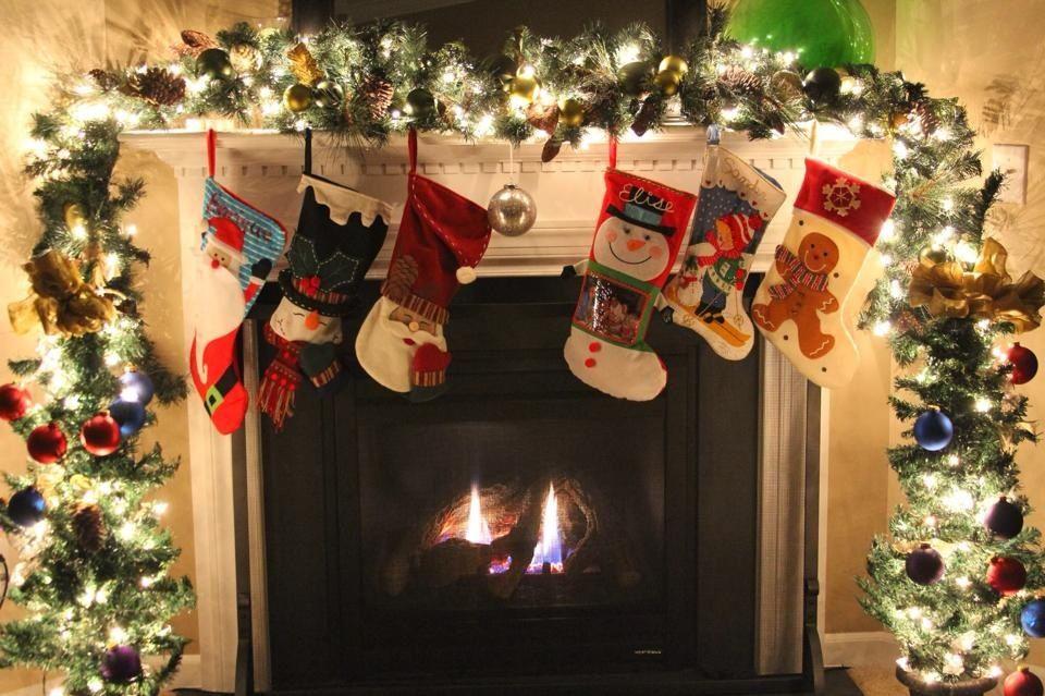 Christmas stockings party ideas pinterest