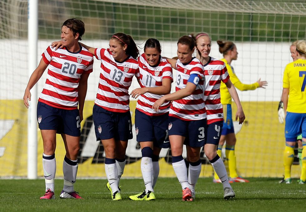 Usa Soccer Team Women usa women soccer team ...