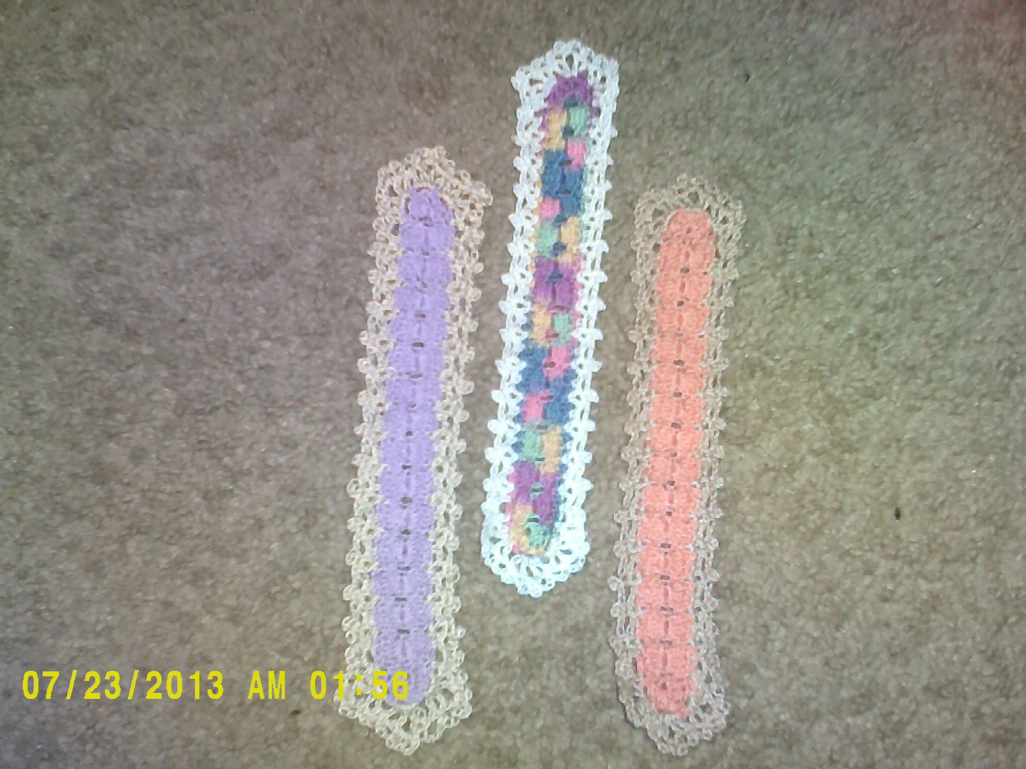 Crochet Bookmarks : crochet bookmarks Crochet Bookmarks Pinterest