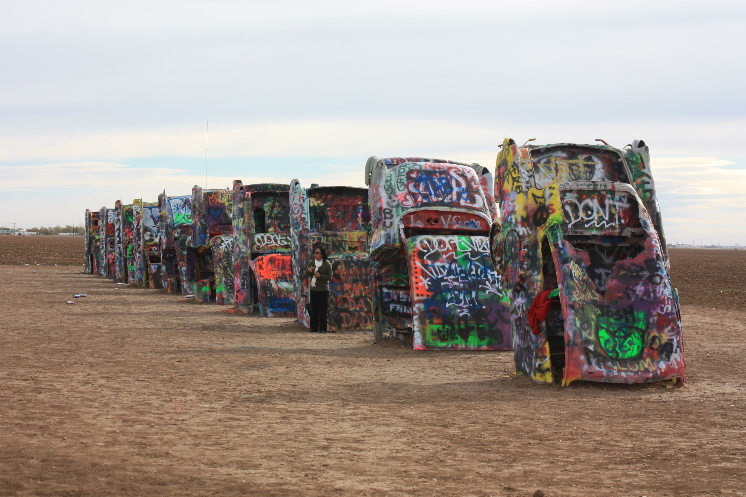 cadillac ranch amarillo texas favorite places spaces pinterest. Cars Review. Best American Auto & Cars Review