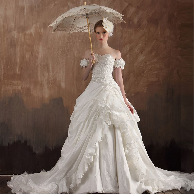 Fabulous wedding gowns most beautiful dress pinterest for Most sexy wedding dresses