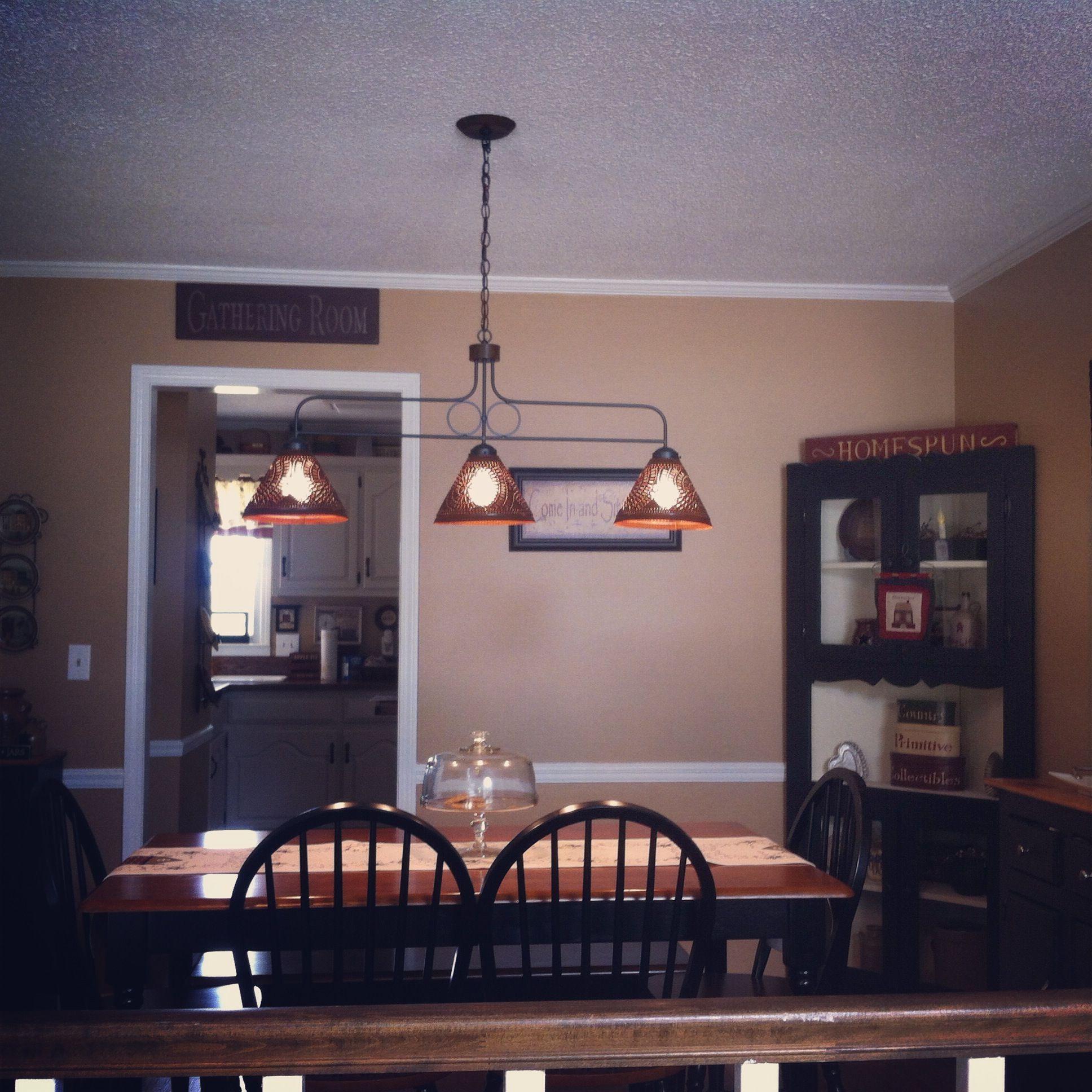 primitive dining room decor  eBay