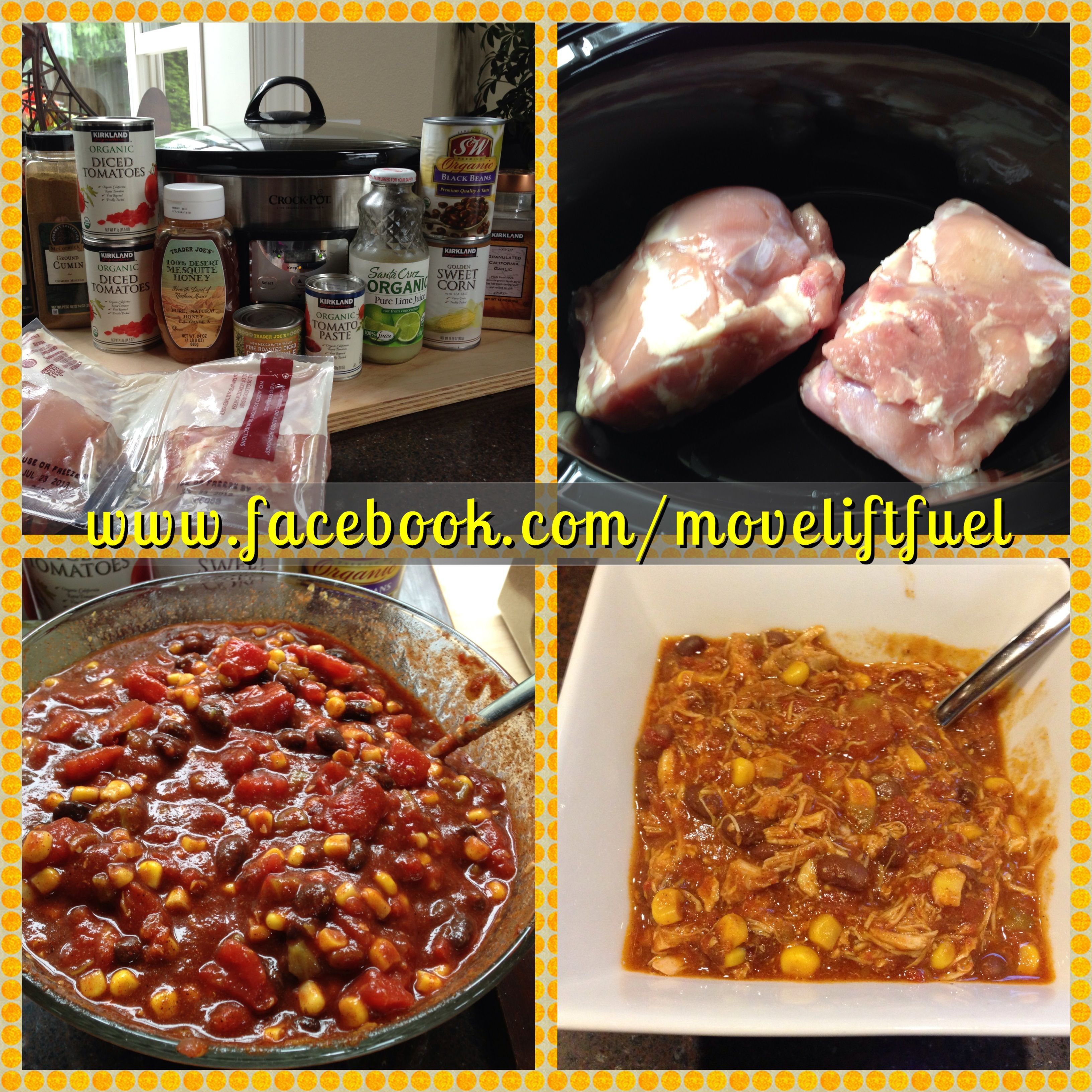 Easy Crockpot Shredded Mexican Chicken | Great Recipes! | Pinterest