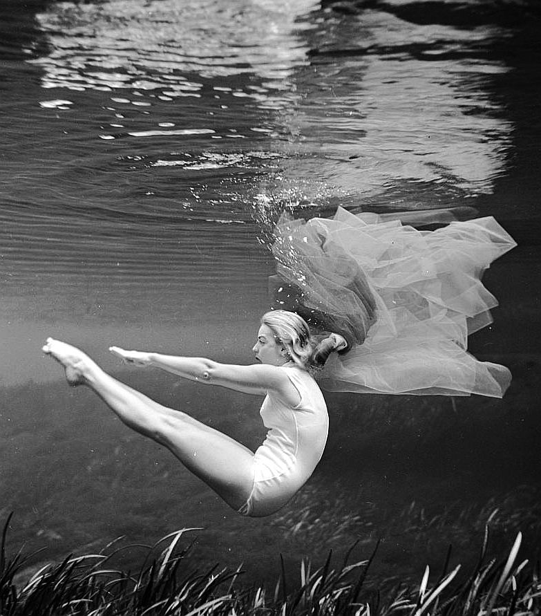 Stare fotografie podwodne