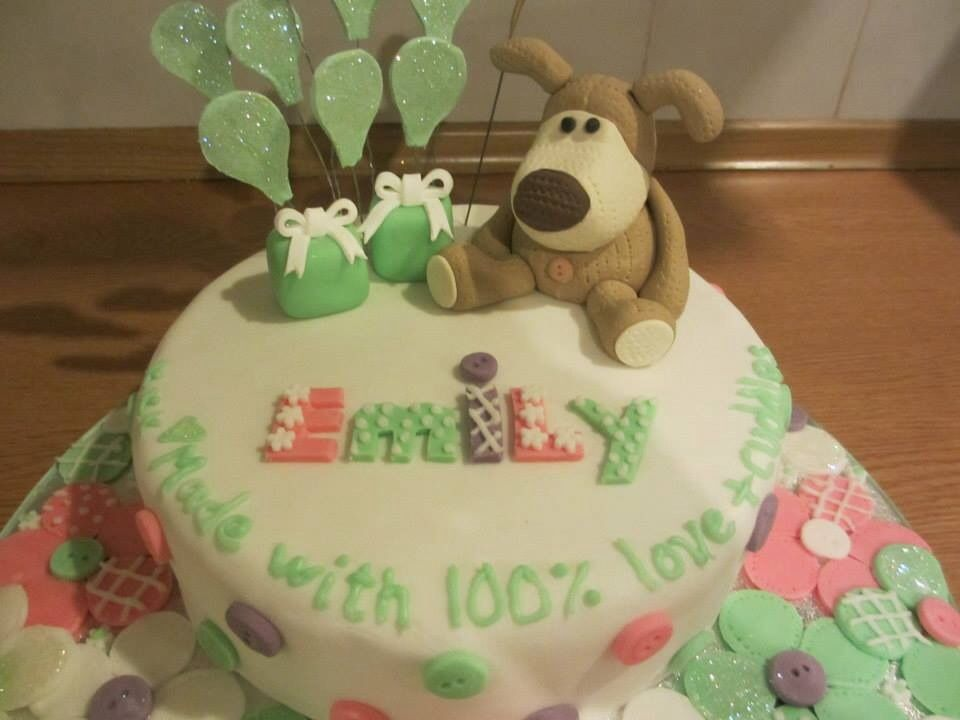 Close up of boofle cake | Over the rainbow cakes | Pinterest