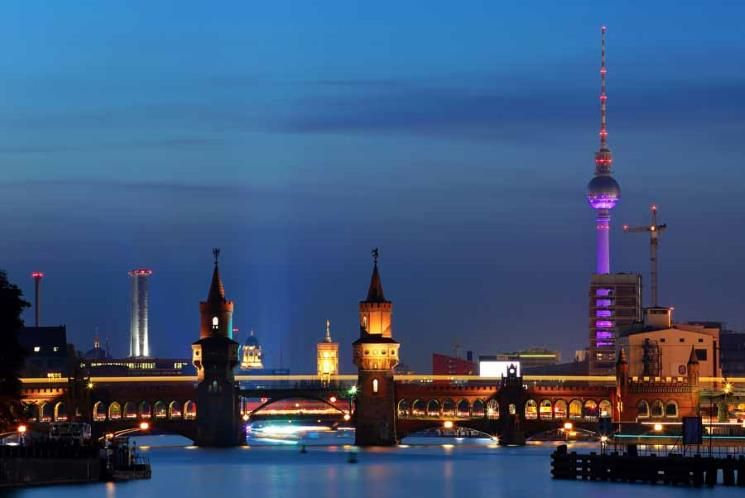 Berlin Germany Beautiful Places To Visit Pinterest