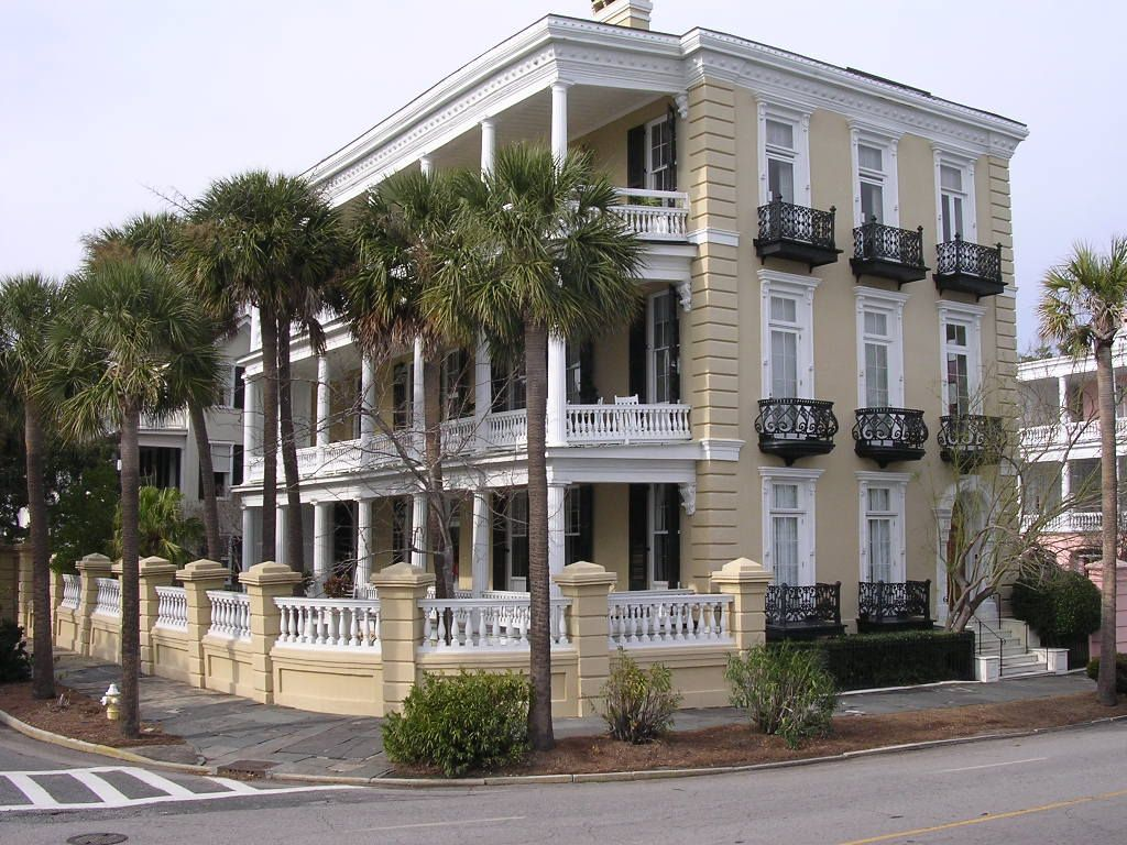 Historic charleston sc southern plantations now and then for Where to go in charleston sc