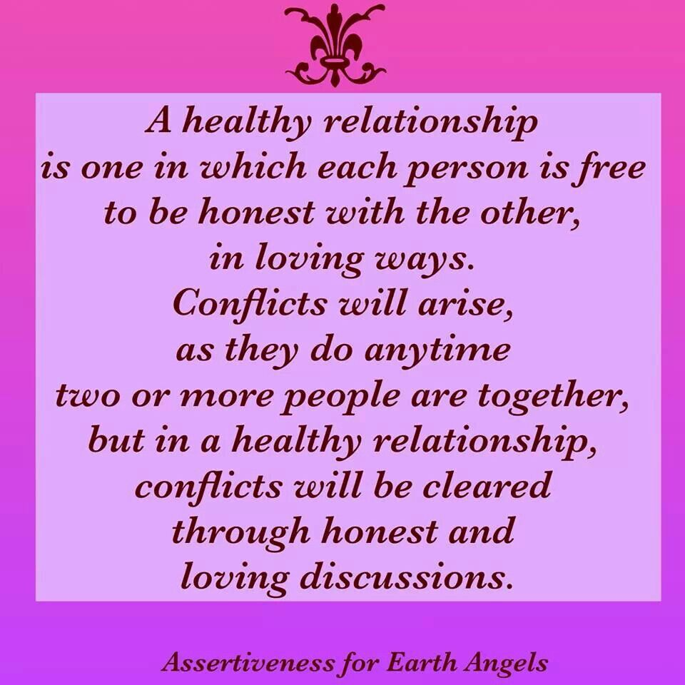 healthy relationship essays