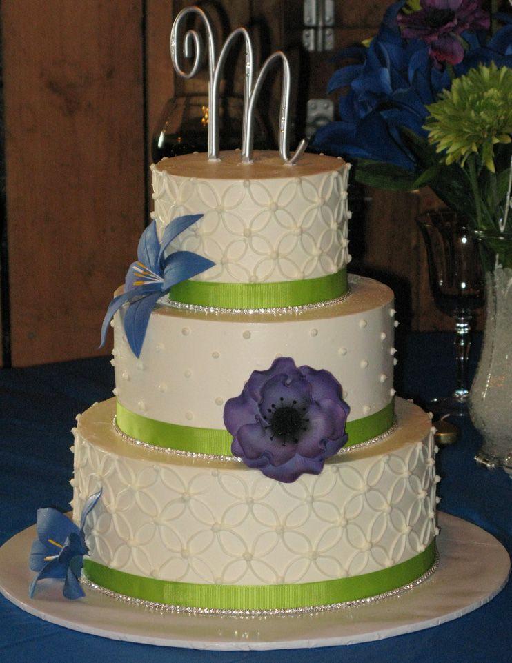Bling Wedding Cake Cute Cake Decorating Ideas Pinterest