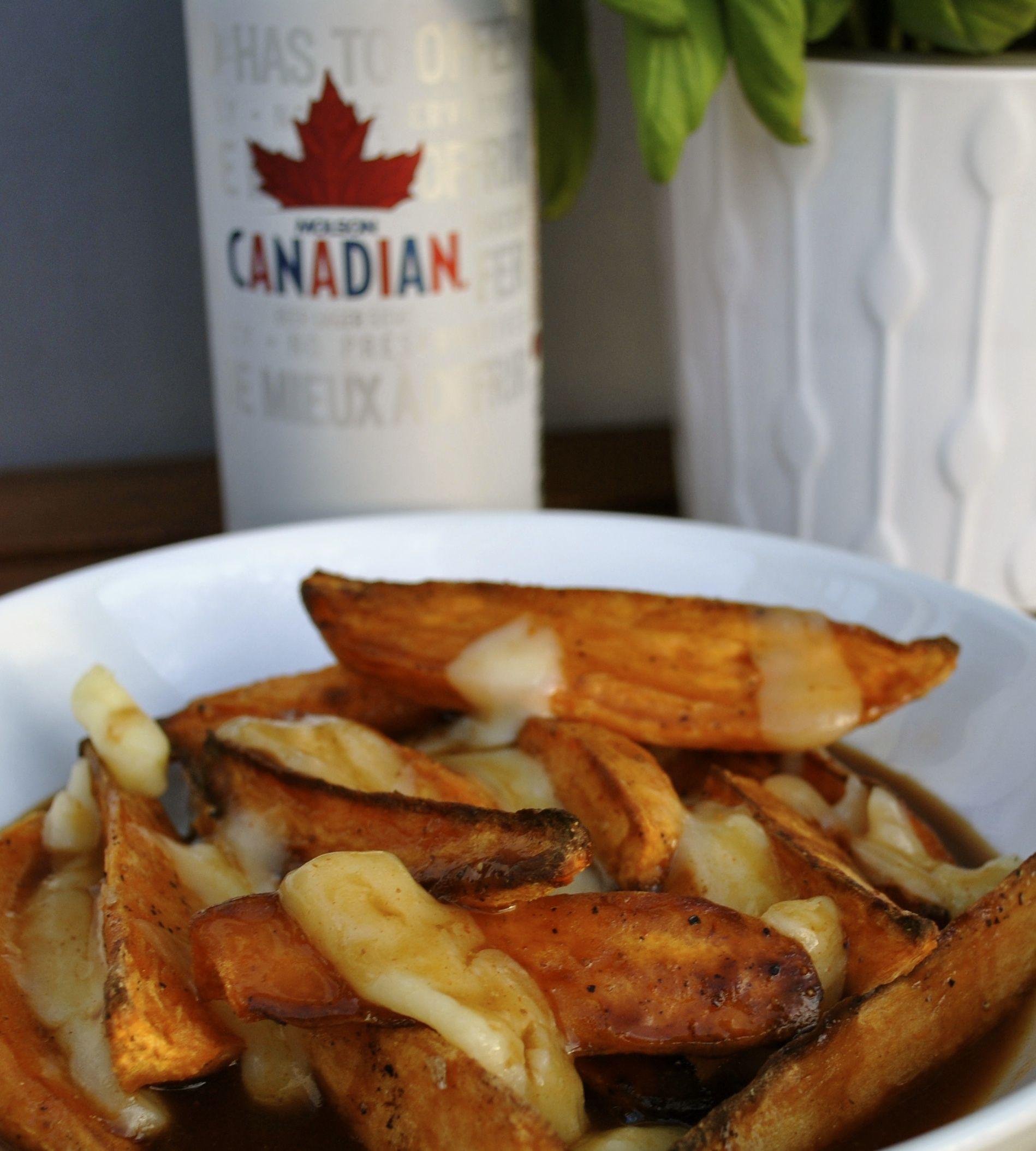 Sweet potato poutine. | Potato You are so SWEET | Pinterest