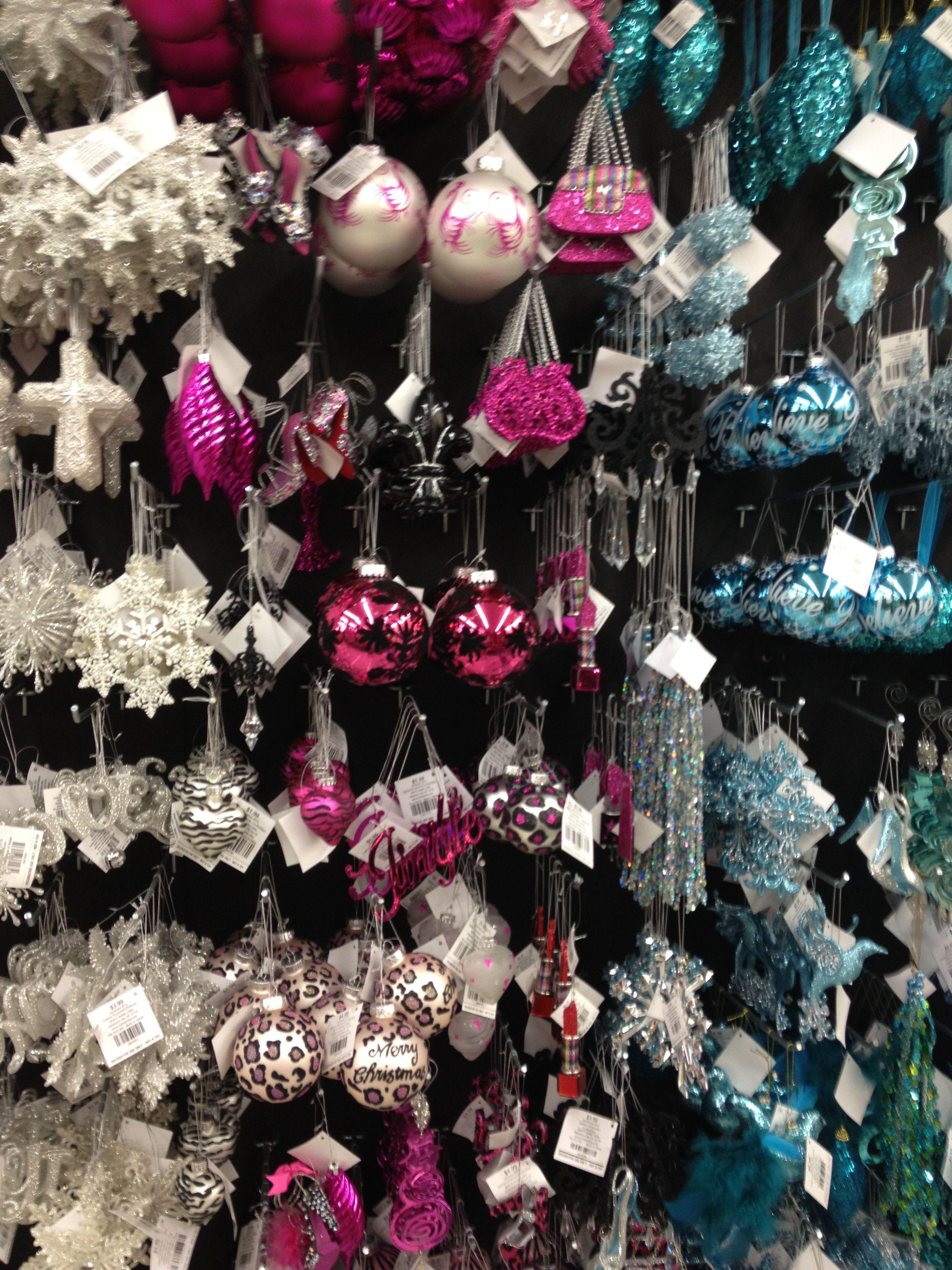 Christmas in Hobby Lobby!  Christmas!⛄  Pinterest