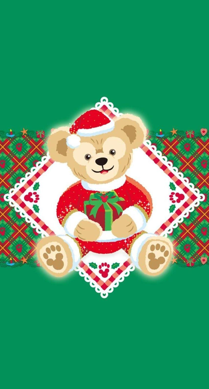 ディズニー クリスマスの絵
