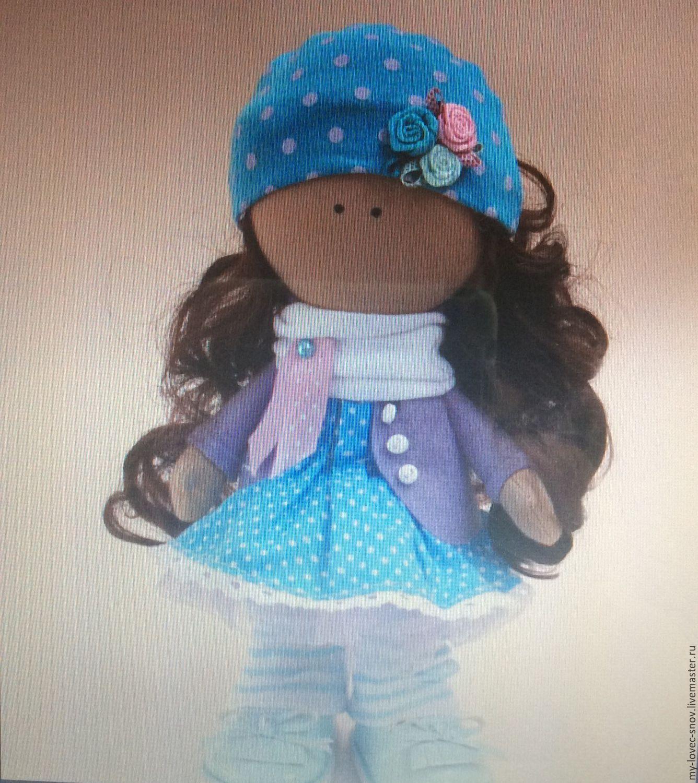 Кто шьет куклы своими руками