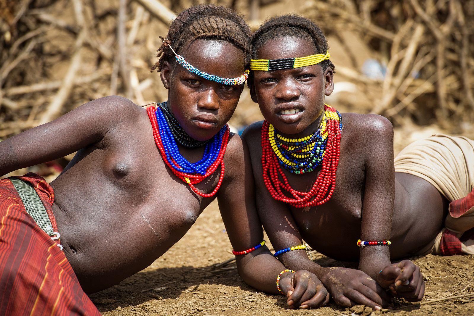 Африканский Секс