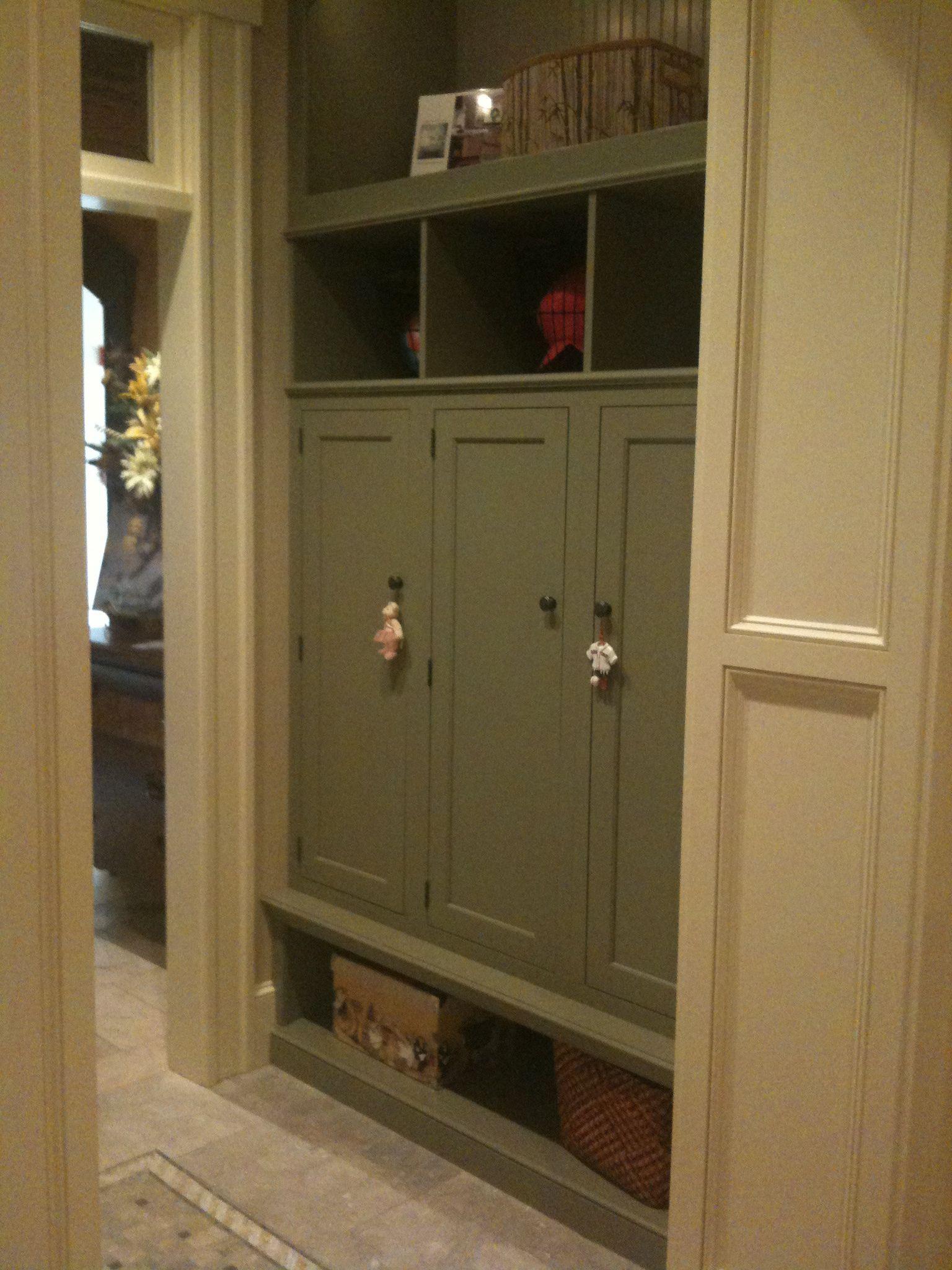 Lockers For Mudroom Home Stuff Pinterest