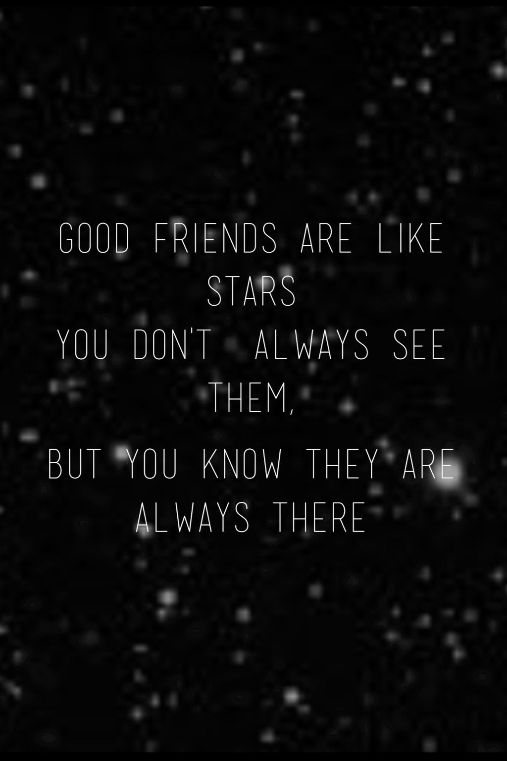 Friend Quotes With Stars : Best friend quotes stars quotesgram
