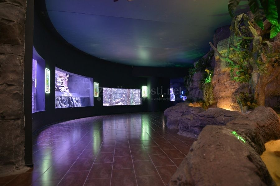 Aquarium Antalya Turecko
