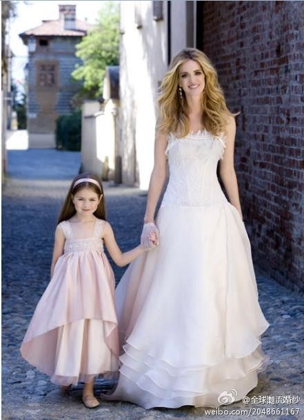 Mother and daughter wedding dresses pinterest for Mother daughter dresses for weddings