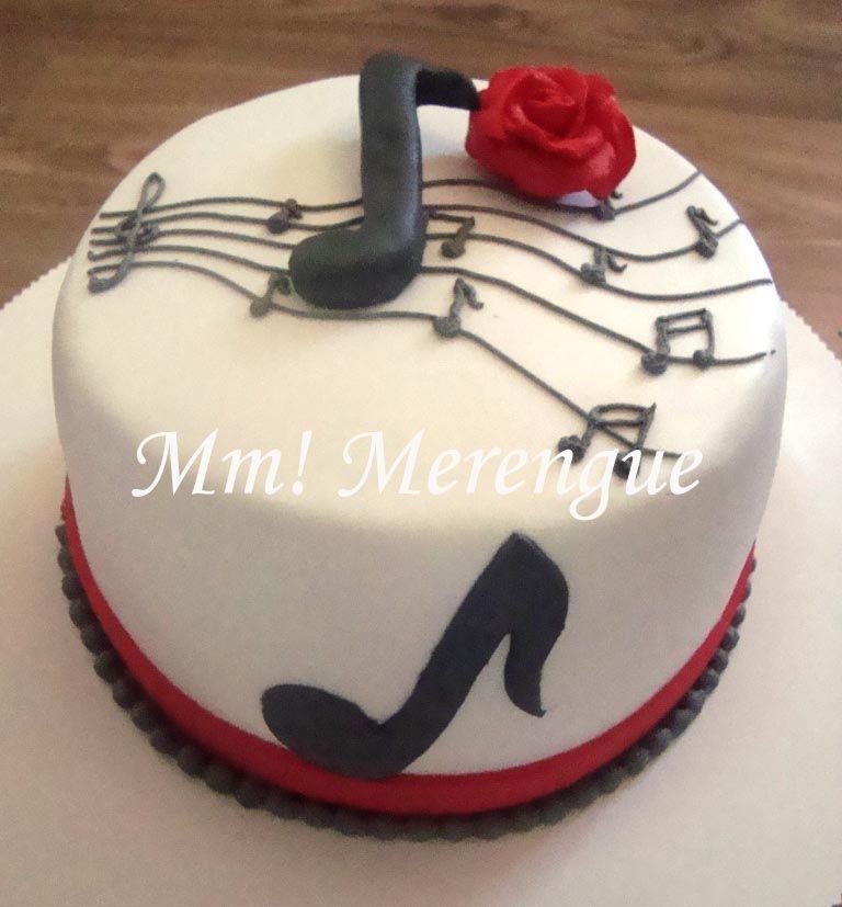 Decorating Ideas > Music!!  Cake Ideas  Pinterest ~ 093617_Cake Design Ideas Music