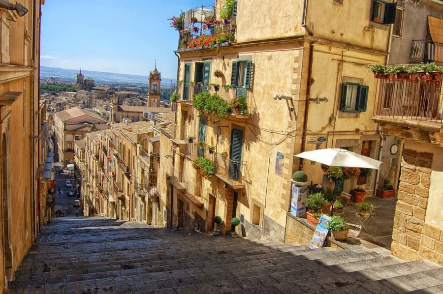 Caltagirone Italy  city images : Caltagirone, Italy | Travels past | Pinterest