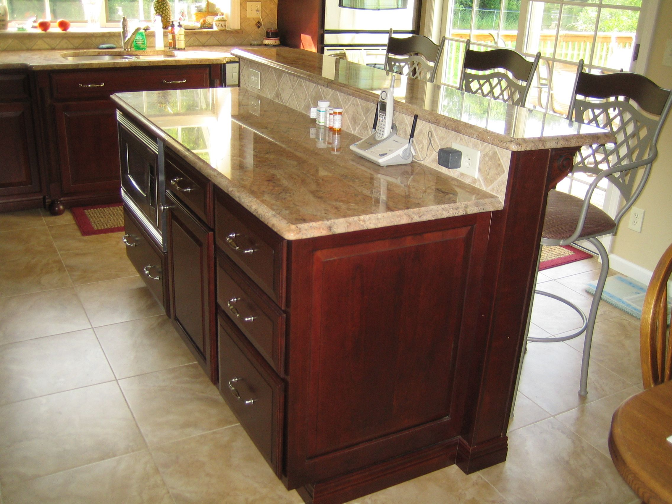 Countertop Overhang : Pin by Jenyfur Drainy on For the Home Pinterest