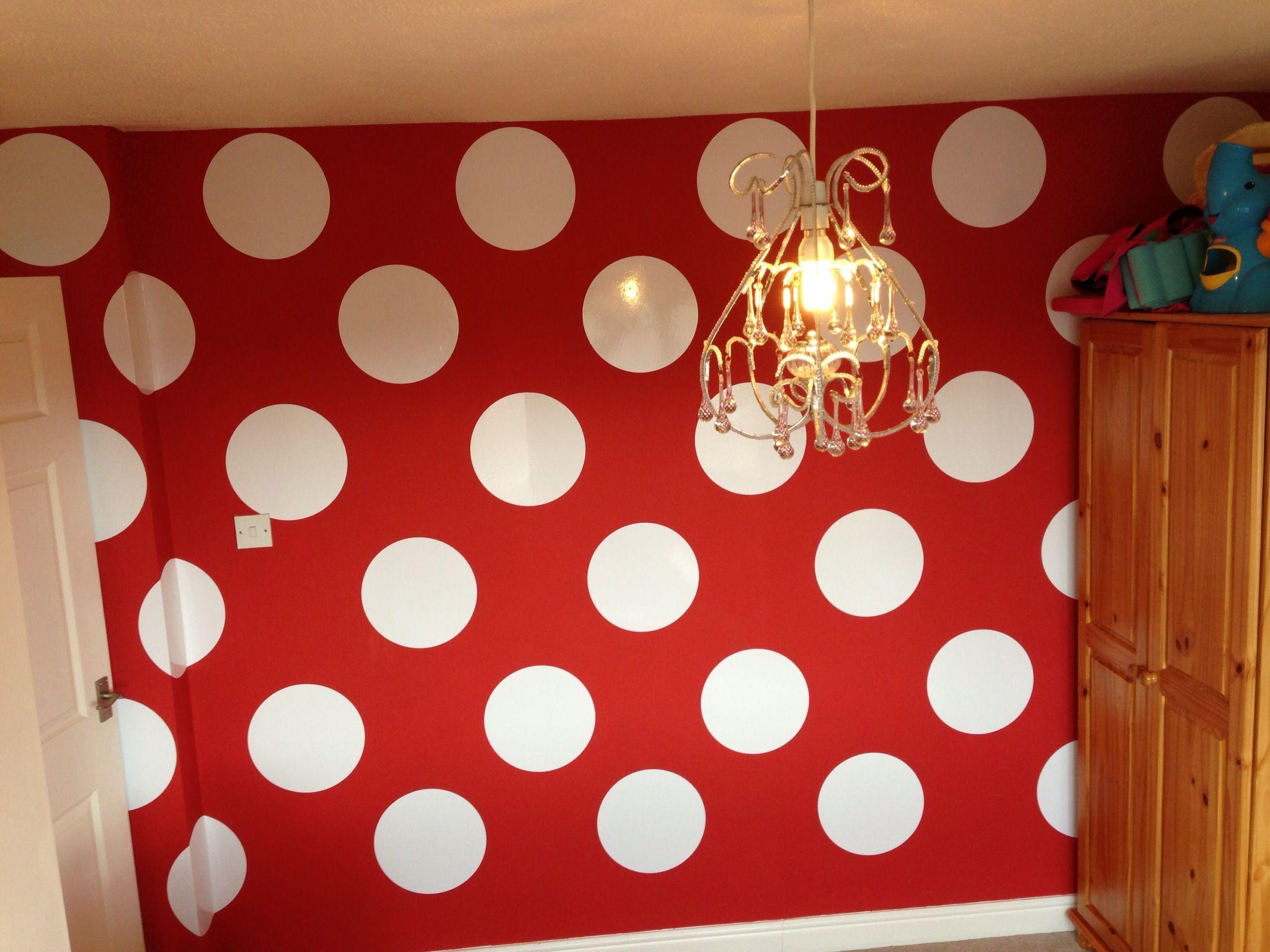 scarlett 39 s minnie mouse bedroom alexandra pinterest