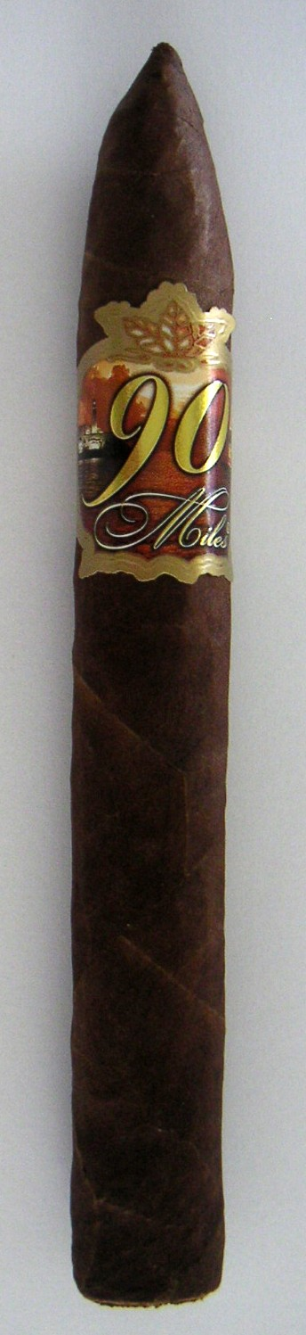 Review of 90 Miles to Cuba cigar