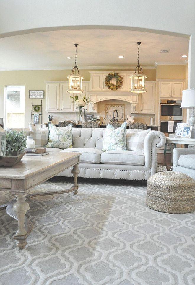 9x12 living room design  Rug. Soft Grey Rug. Ballard Designs Moroccan Trellis Rug in Latte ...