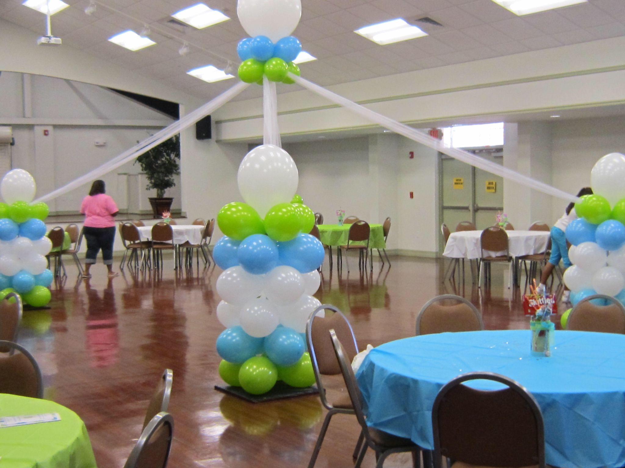 balloon canopy teasha balloon decorations by teasha