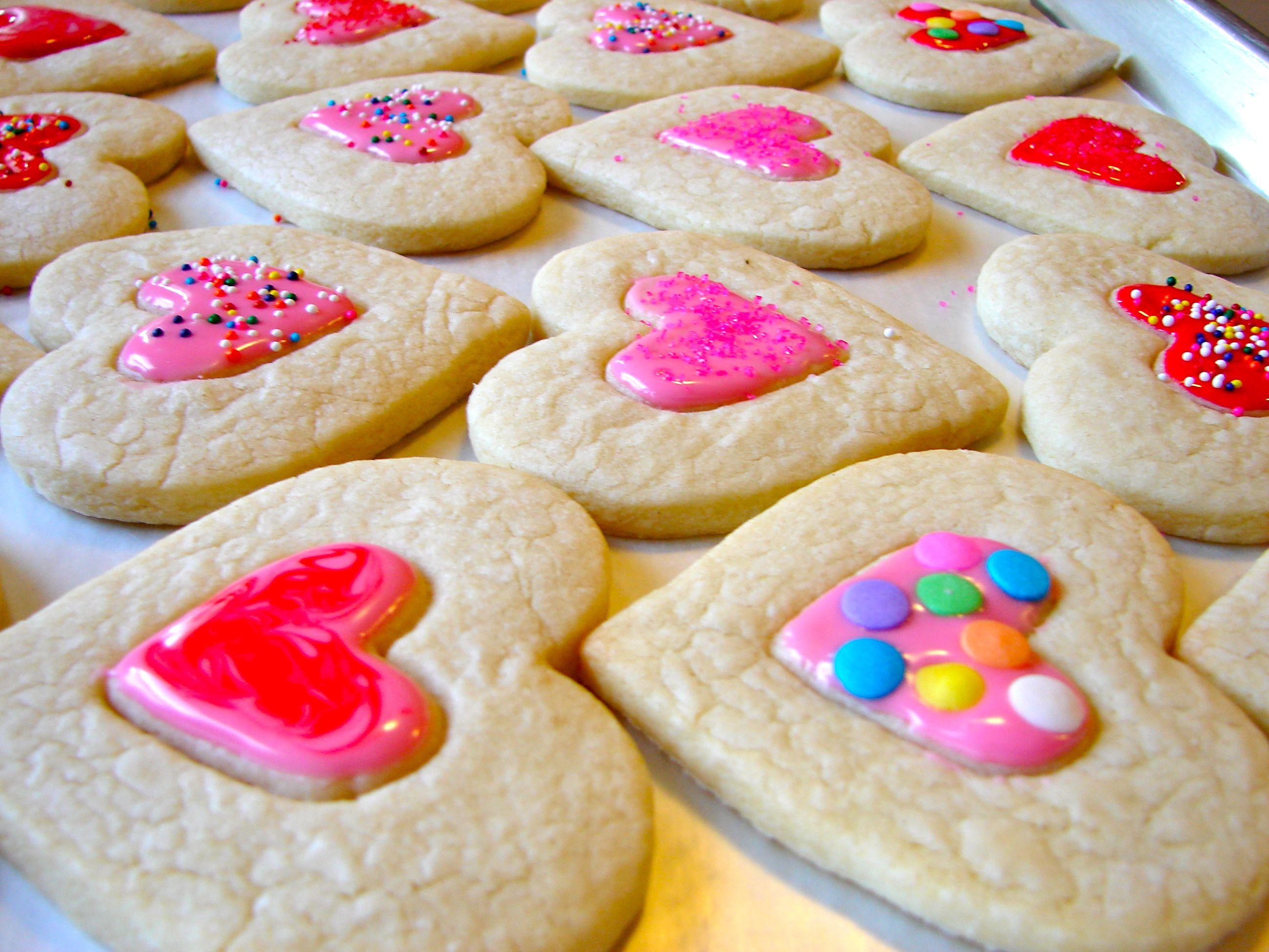 Best Rolled Sugar Cookies ever! | food | Pinterest