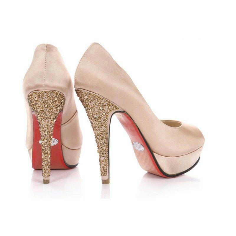 cute high heels all types of heels pinterest. Black Bedroom Furniture Sets. Home Design Ideas