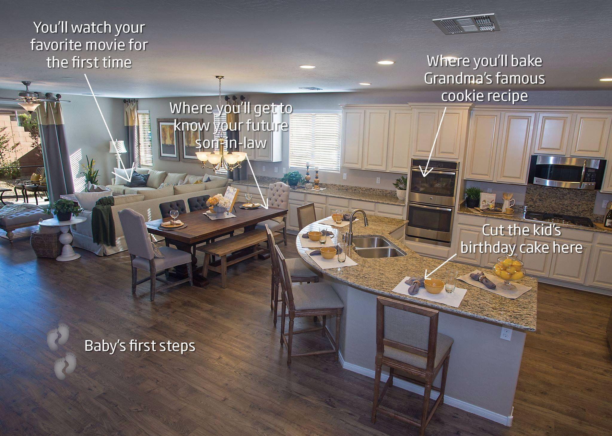 Cool advertisement custom home features pinterest for Luxury home features