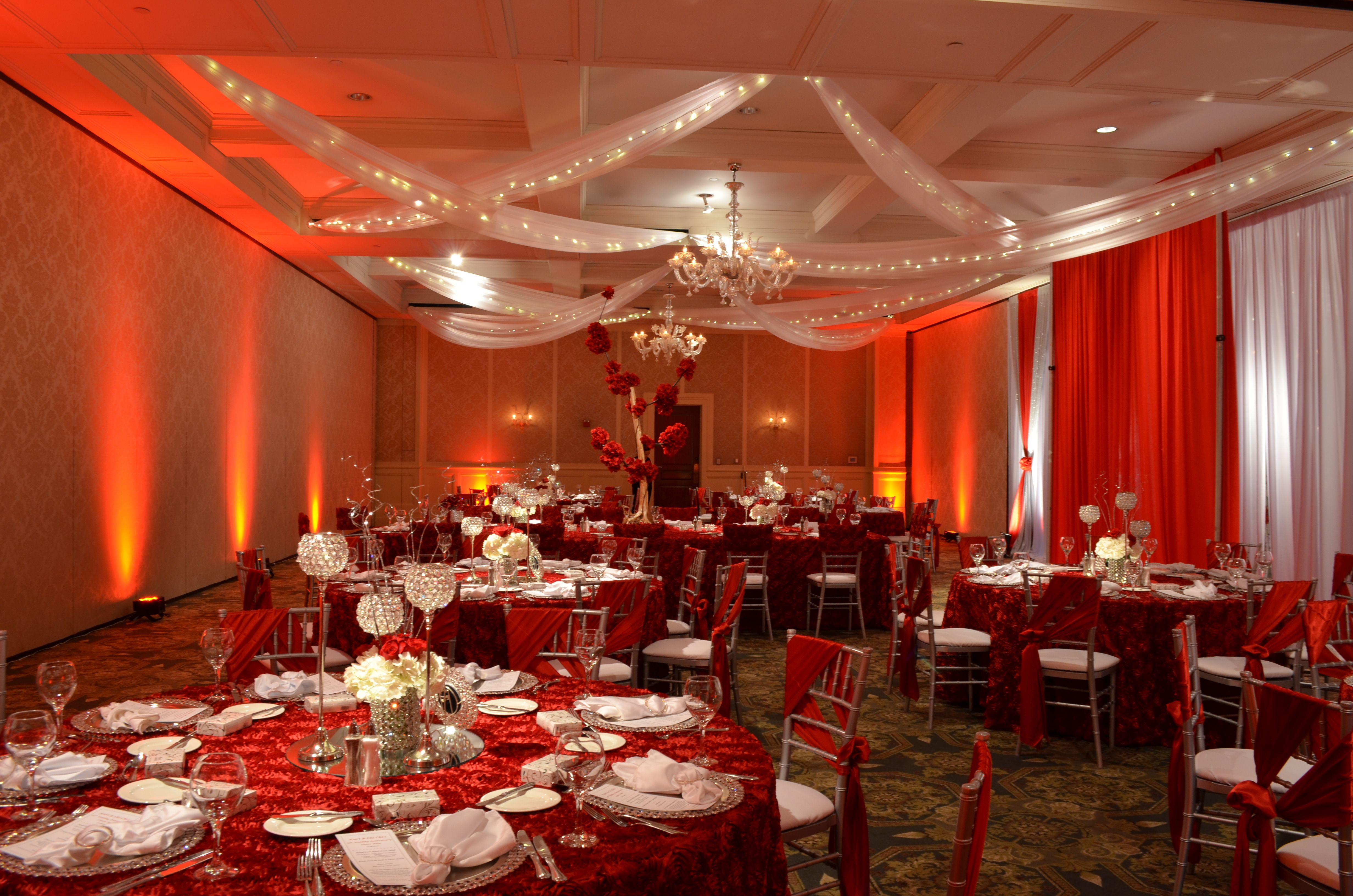 Ceiling Lights for Wedding Reception