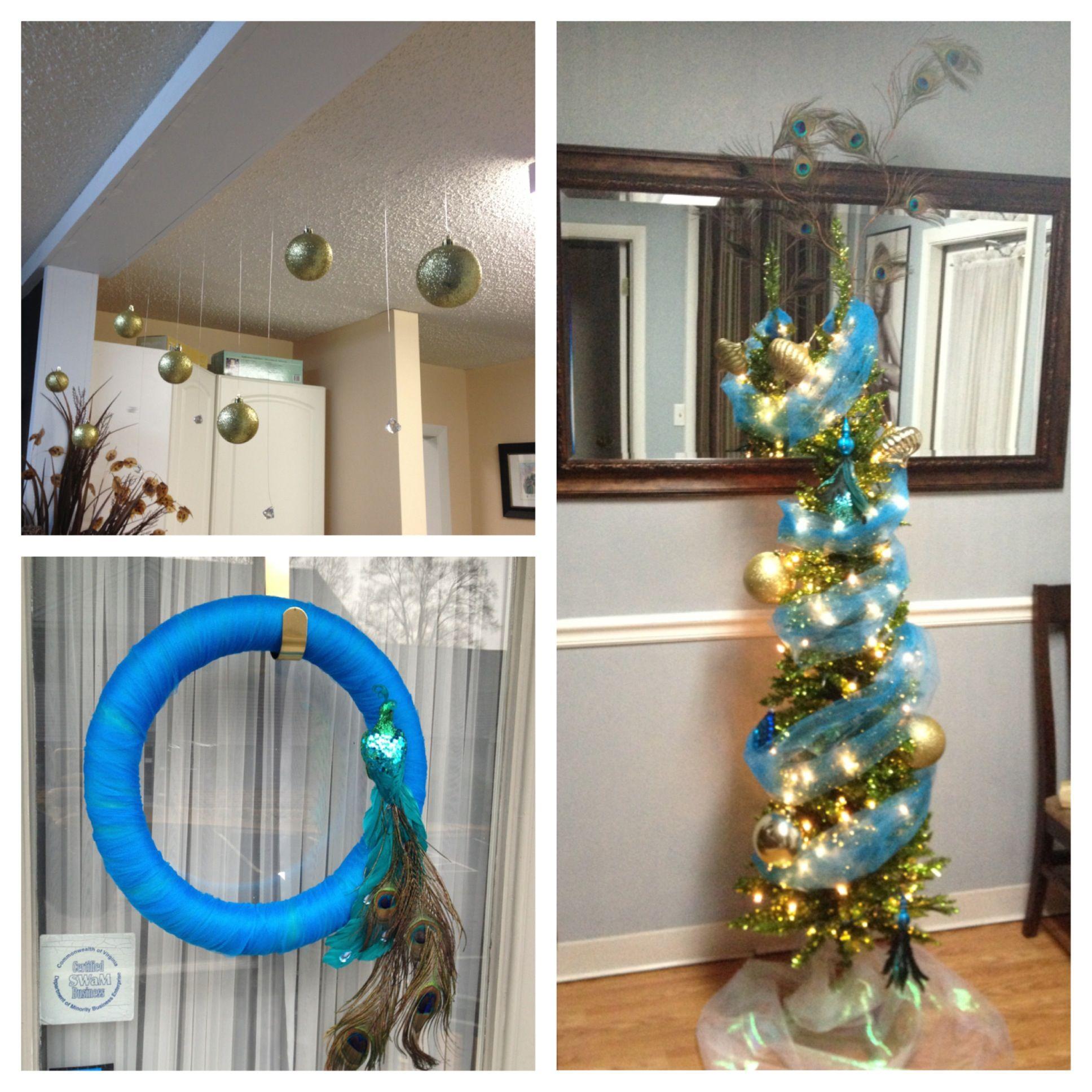 Decorating Ideas > Byute Hair Salon Christmas Decor  Holidays  Pinterest ~ 064703_Christmas Decoration Ideas Salon