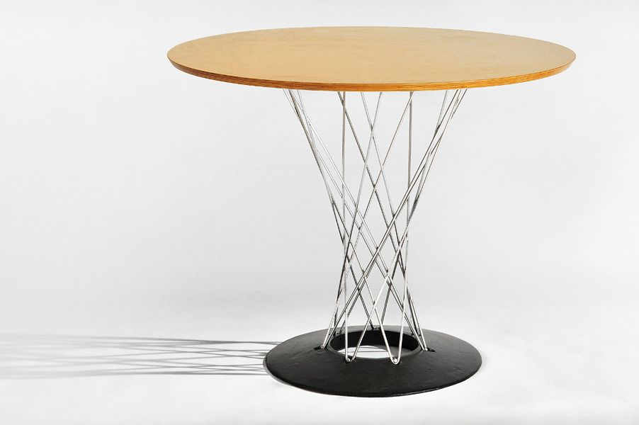 Modernica Noguchi Cyclone Dining Table Mid Century Modern Pintere