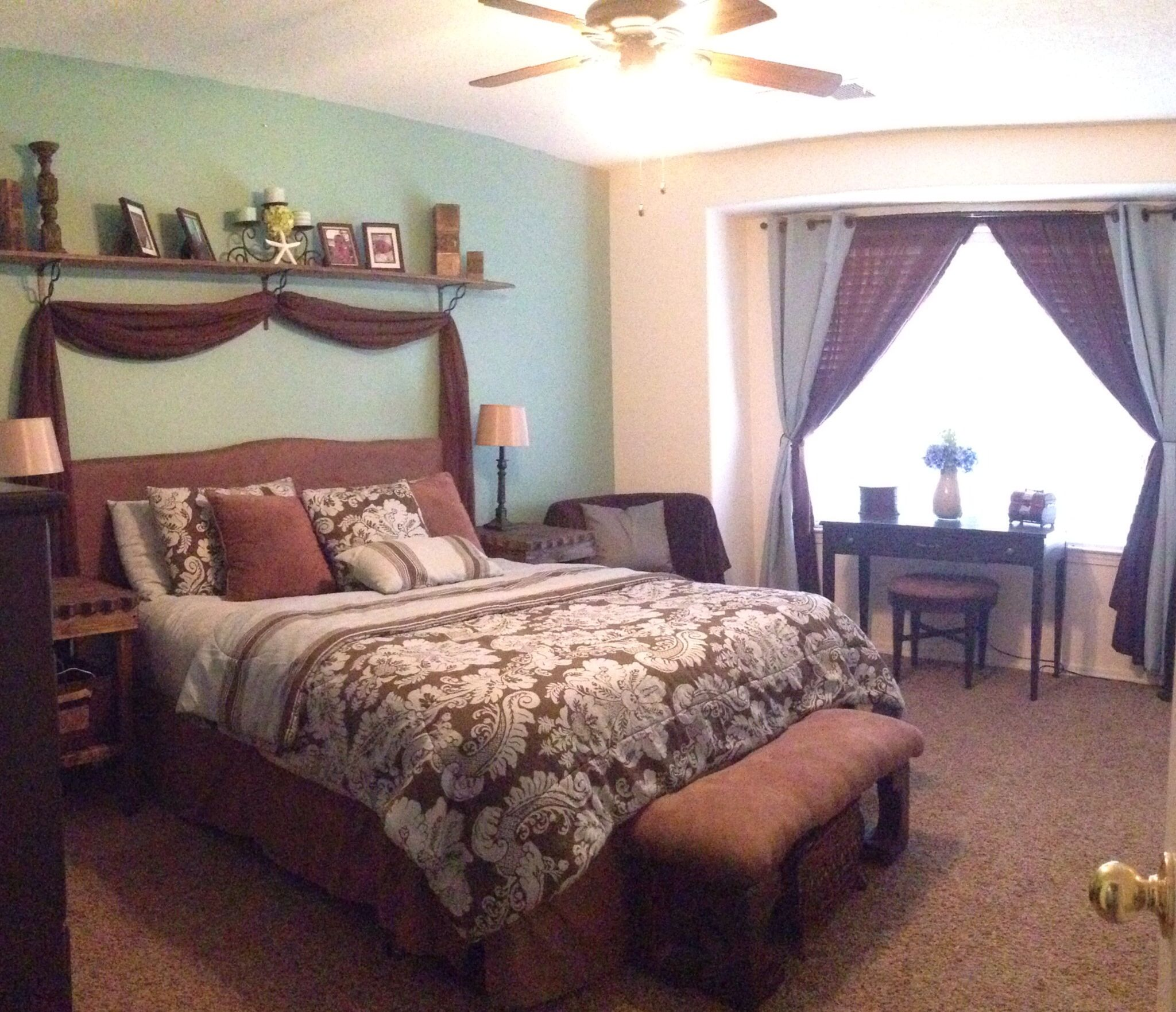 Teal and brown bedroom 25 best ideas about teal brown for Chocolate and teal bedroom ideas