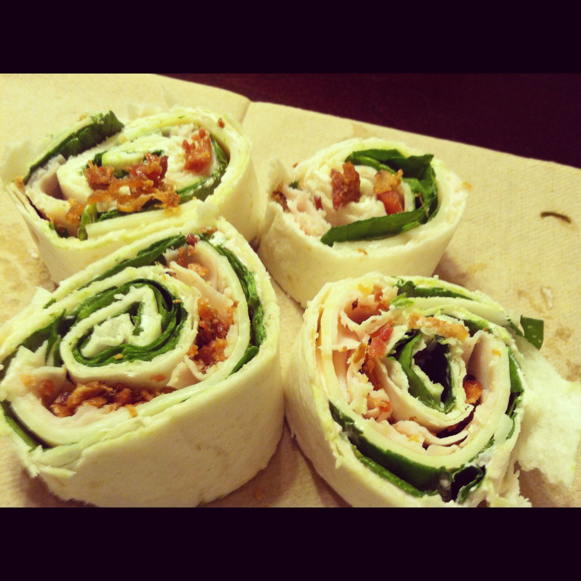 Moms pinwheel sandwiches | partys and celebrations | Pinterest