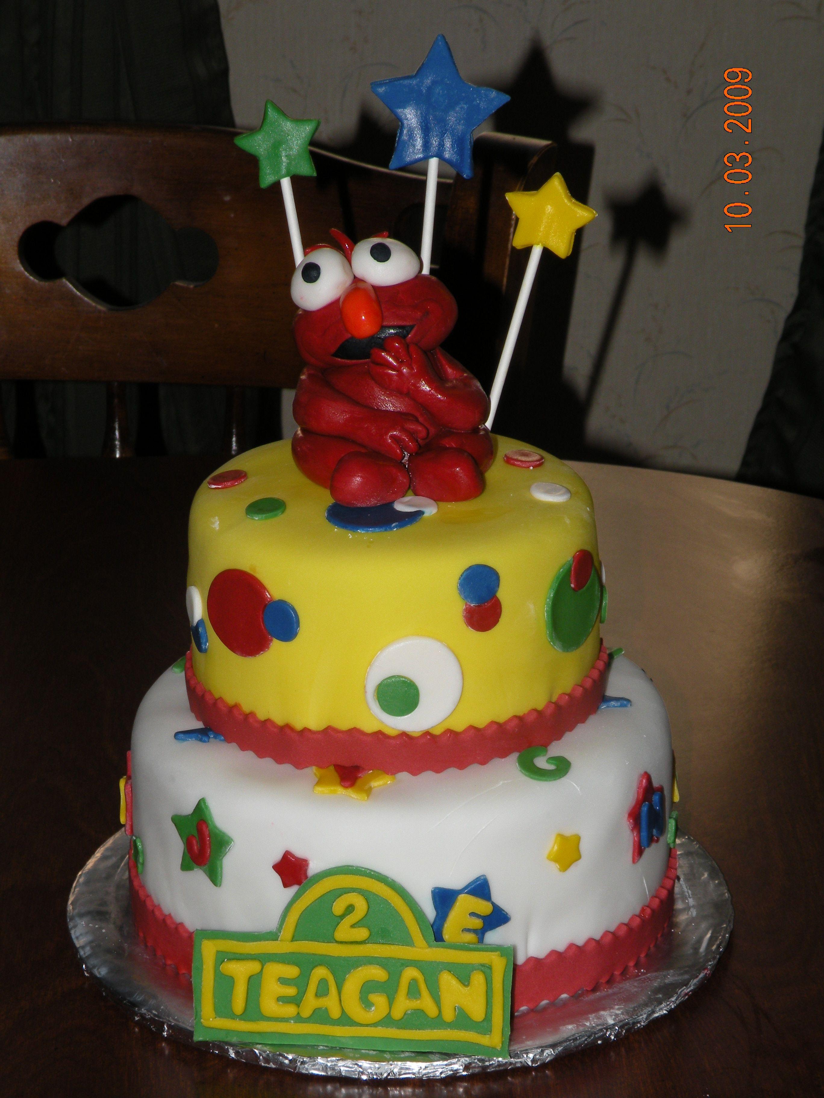 Elmo Cake Design Ideas : Elmo Cake Ideas Cake Ideas and Designs
