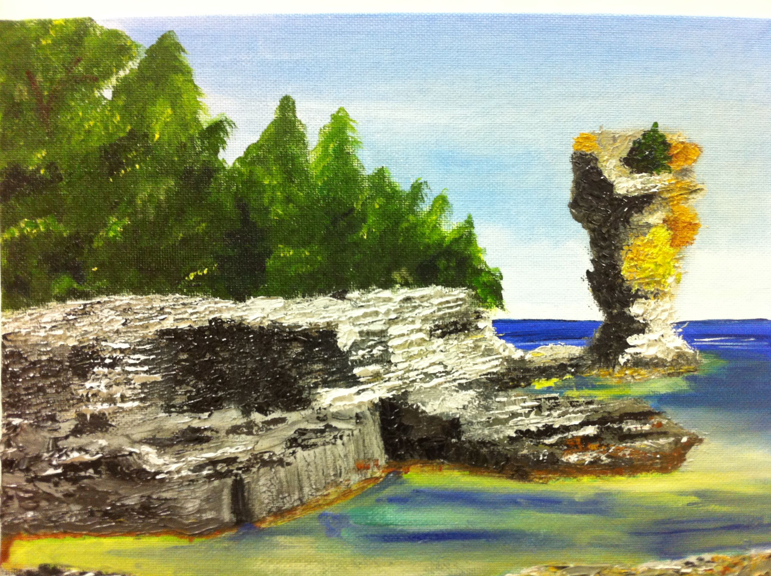 Canada  Painting