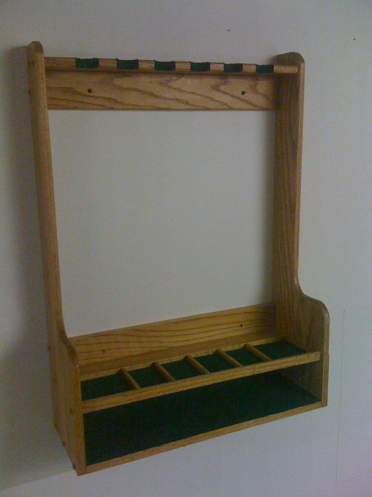 Vertical Gun Rack. Holds 6 Long Guns. CRAFT/SEWING Pinterest. Full resolution‎  pic, nominally Width 1600 Height 1200 pixels, pic with #61492C.