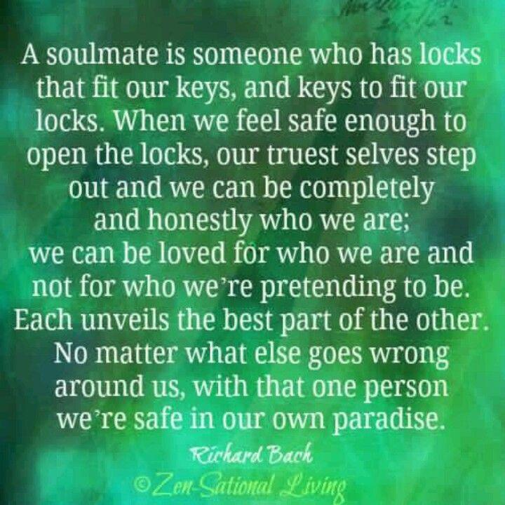 Soulmate | QoUtEs | Pinterest - 131.9KB