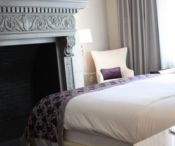 grey and lavender bedroom master bedroom pinterest