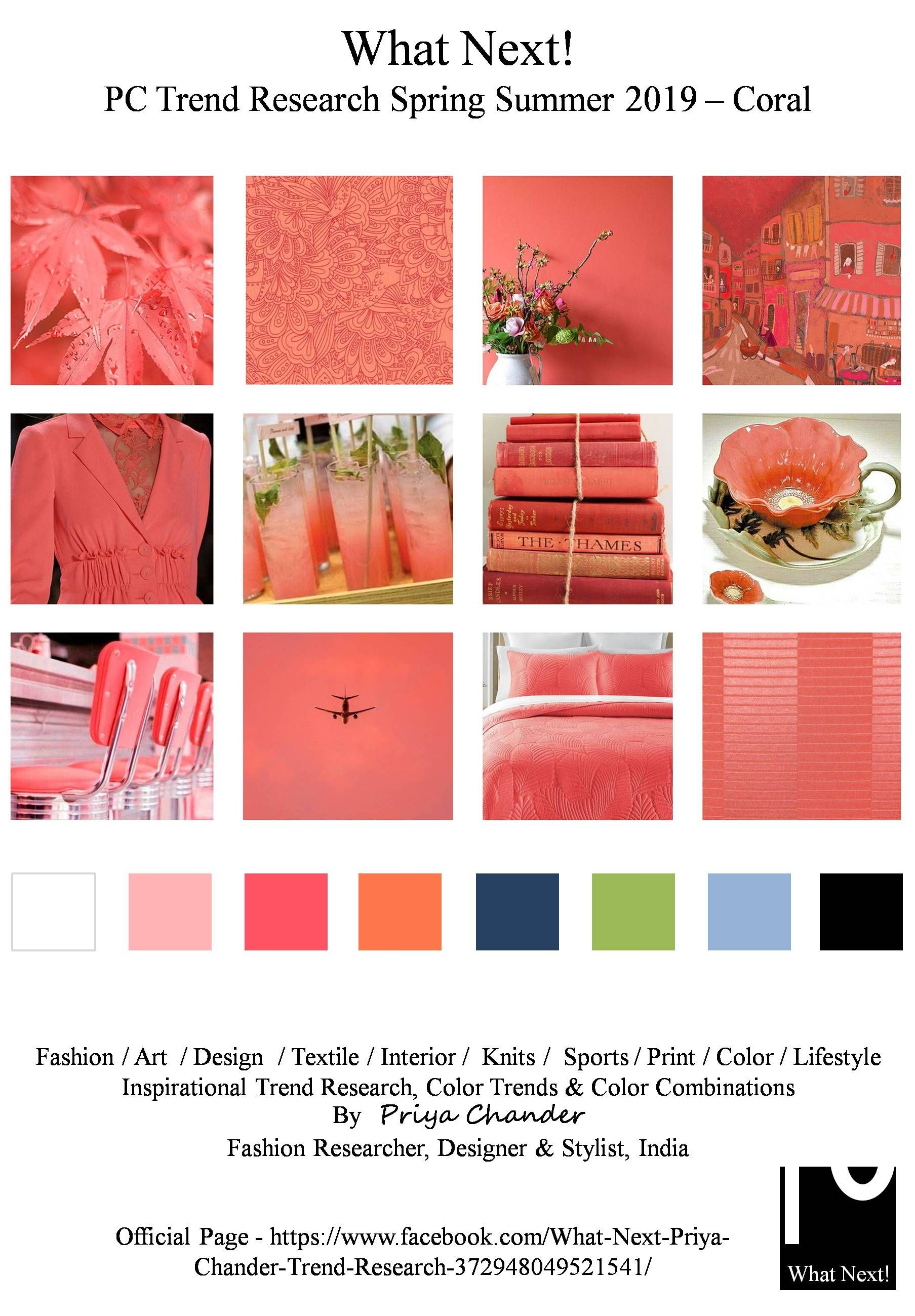 Pantone's 1 Color for Spring 2019 pictures